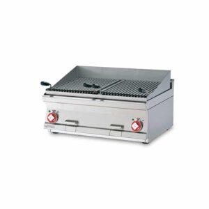 grill pierre de lave electrique