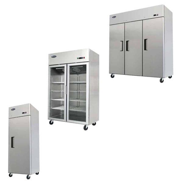armoire réfrigérée positive