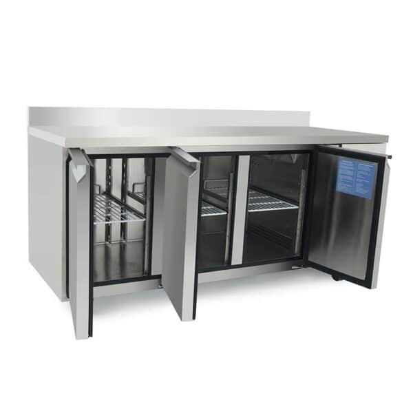 intérieur meuble réfrigéré 3 portes