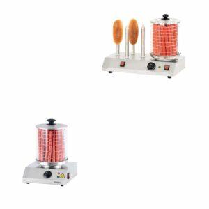 Machines hot dog professionnelles Casselin