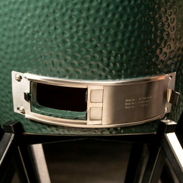 Porte de tirage des barbecues kamado bir green egg