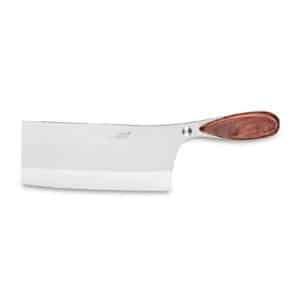 Couteau de cuisine bois couperet