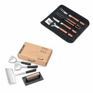 Kit barbecue et kit plancha de la marque Deglon