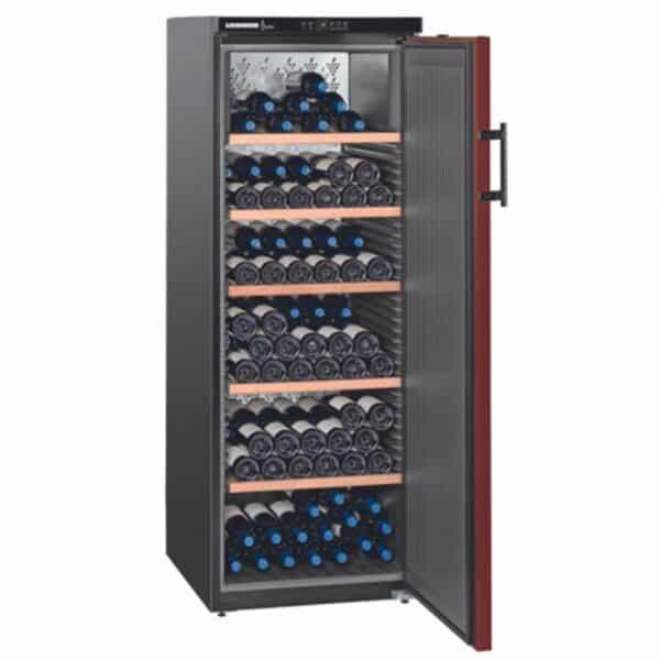 cave à vin vieillissement liebherr wk201