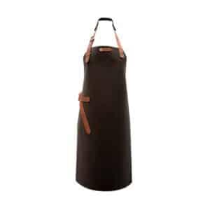 tablier cuir cuisine choco utah