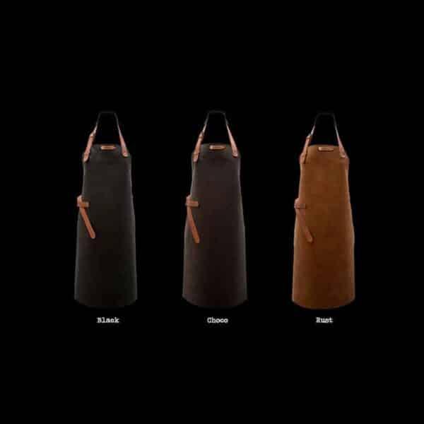 tabliers en cuir cuisine Utha