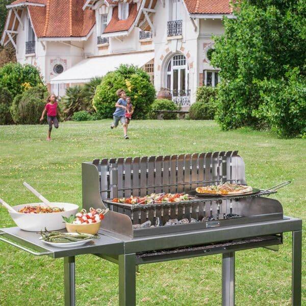 barbecue le marquier mendy