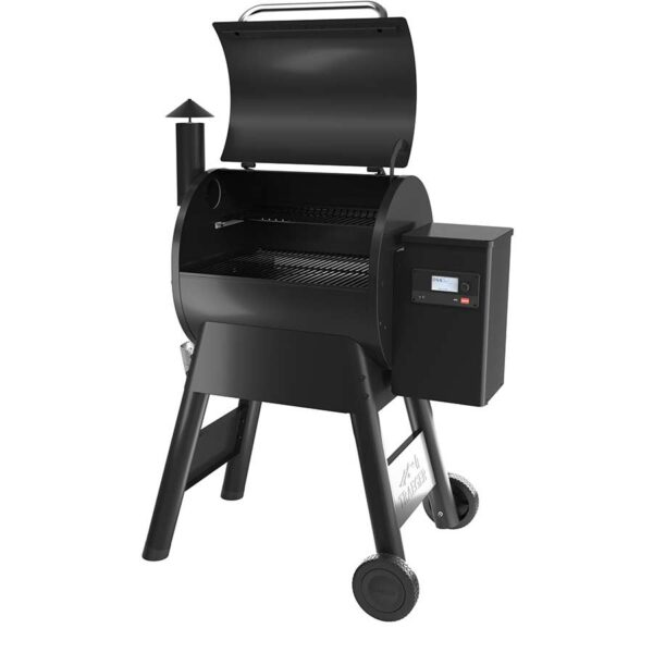 barbecue pellets traeger 575