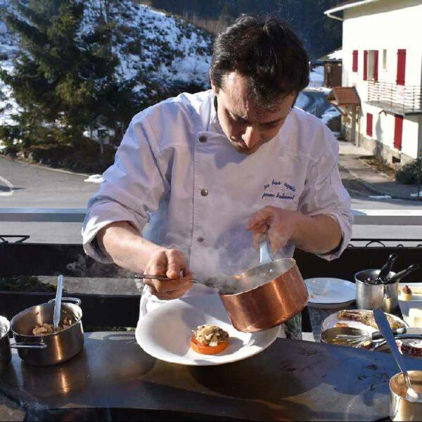 chef brasero firestyl