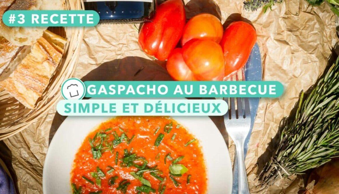 recette de cuisine gaspacho