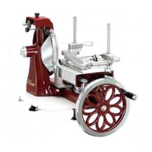 Trancheuse manuelle Wismer rouge 250mm