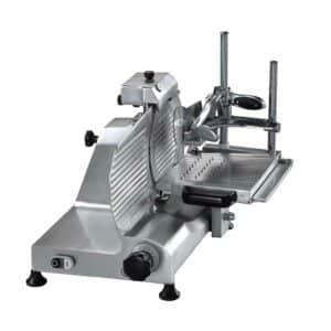 Trancheuse verticale électrique 250mm grise